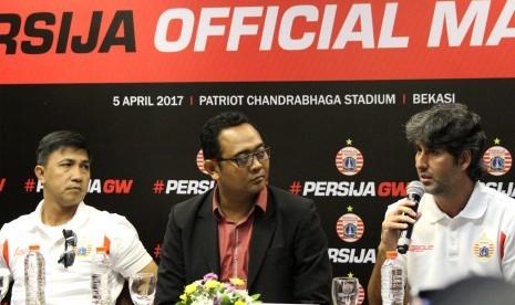 Teco Minta Maaf Gagal Persembahkan Kemenangan untuk Persija