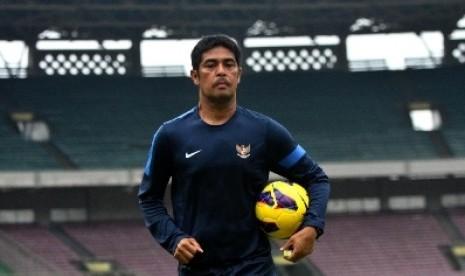 Pelatih Timnas Indonesia, Nil Maizar.
