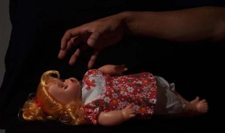 Pelecehan seksual anak (ilustrasi).