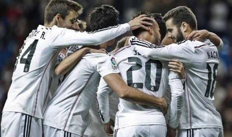 Madrid dan Rekor Kemenangan Beruntun