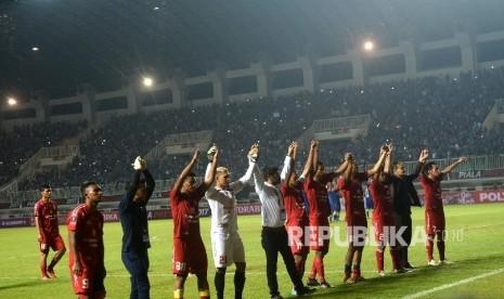 Jelang Liga 1, Semen Padang Dapat Sponsor Baru