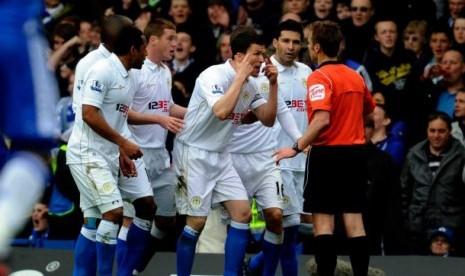 Martinez Terima Maaf Terkait Blunder Wasit Wigan Vs Chelsea