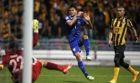 Kalahkan Malaysia, Thailand ke Semifinal Piala AFF