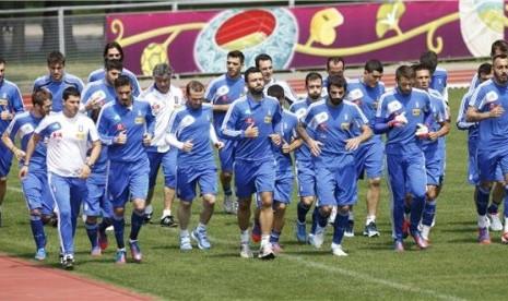 Pemain tim nasional Yunani