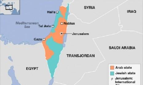 Zionis Galau: Pilih Argentina atau Palestina (3)