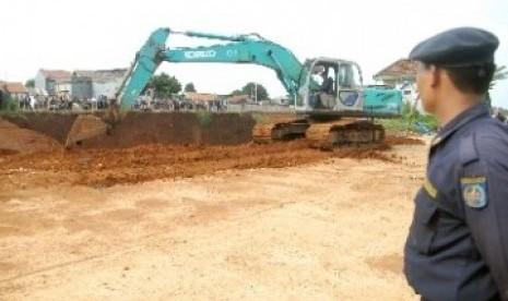 Pembangunan Infrastruktur Terhambat Pembebasan Lahan