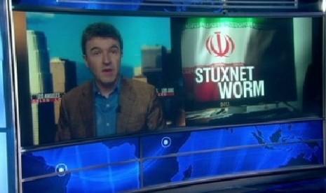 Iran Diserang Virus Komputer Super Canggih