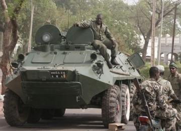 Pemberontak Tuareg berhasil merebut bagian utara Mali, Jumat (23/3).