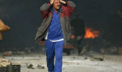 Pemboman di Irak