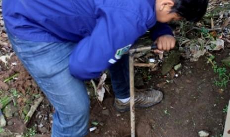 Air Bawah Tanah di Bogor Sudah Kritis