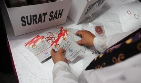 Pemilihan Umum Kepala Daerah (Pemilukada)