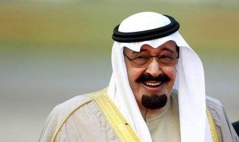 Pemimpin Arab Saudi Raja Abdullah