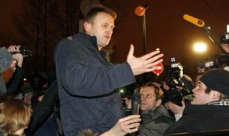 Polisi Tahan Ratusan Pengunjuk Rasa di Rusia