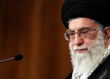 Khamenei: Sanksi Barbar Barat tak Masuk Akal