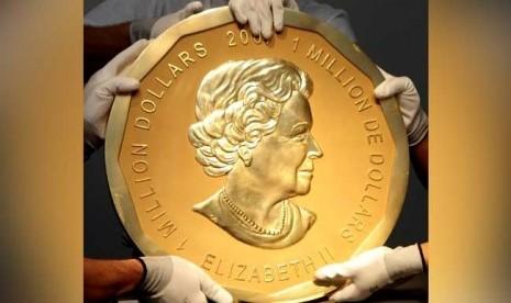 Koin Senilai Rp 60 Miliar Milik Museum Jerman Dicuri