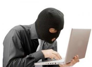 Pencurian data, ilustrasi