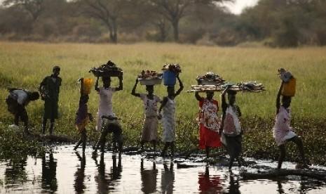 Penduduk Sudan Selatan