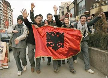 Penduduk Kosovo, ilustrasi
