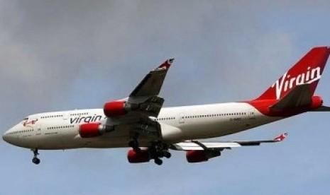 Penumpang Virgin Atlantic Dievakuasi karena Ancaman Bom