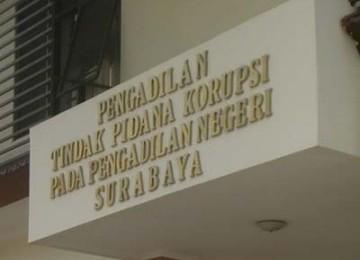 Pengadilan Tipikor Surabaya. (ilustrasi)