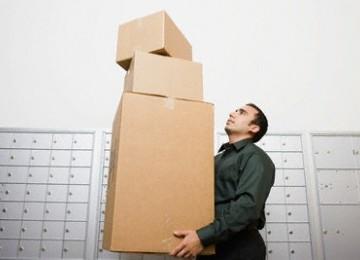 Pengiriman Paket/Ilustrasi