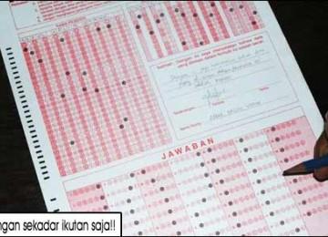 ... tersedia di PTN diisi melalui jalur undangan dan jalur ujian tulis