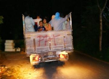 pengungsi Gunung Merapi
