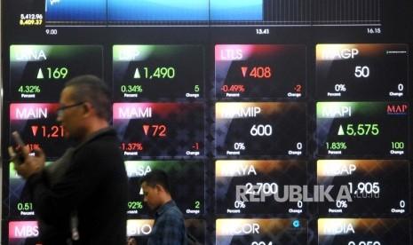 IHSG Melemah Dipicu Aksi Ambil Untung Investor