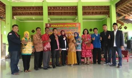 Karang Taruna Sudu Kedatangan Tim Juri Provinsi