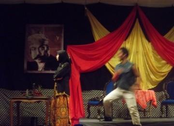 Pentas Teater Magnit Ngawi