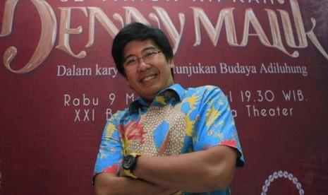 Denny Malik Pentaskan Drama Musikal 'Siti Nurbaya (Kasih Tak Sampai)'