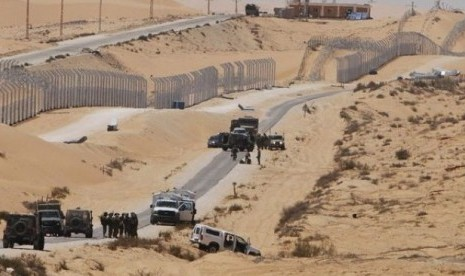Haniya: Israel Dalangi Serangan Sinai