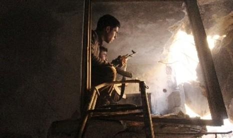 Perang Saudara Suriah