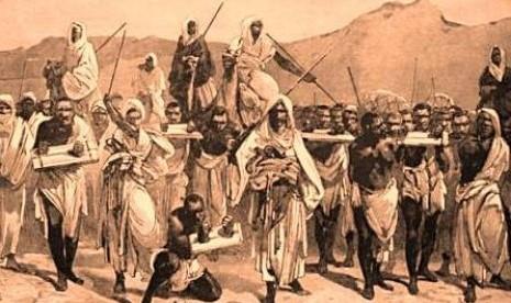 Upaya Islam Membebaskan Perbudakan  (1)