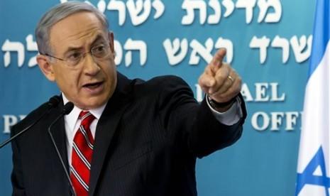 Perdana Menteri Israel, Benjamin Netanyahu