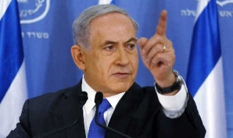 Israel-Palestina Berdamai, ini Syarat Netanyahu