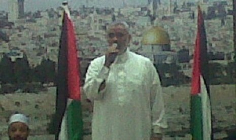 Palestina: Terima Kasih Indonesia!