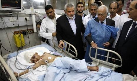 Biadab, Israel Bunuh 50 Anak Palestina