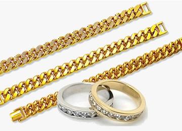 Haram Laki-Laki Mukmin Pakai Perhiasan