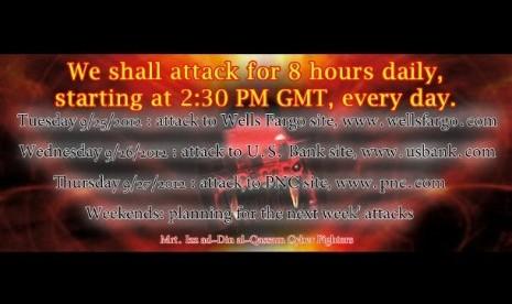 Operasi Ababil, Sandi Terkini Hacker Muslim