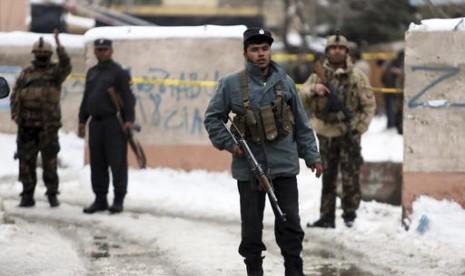 Parlemen Afghanistan Panggil Pejabat Keamanan Senior Bahas Keamanan