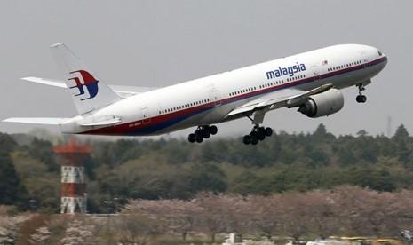 Pesawat Malaysian Airline