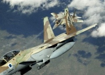 Lagi, Jet Tempur Israel Tembus Lebanon