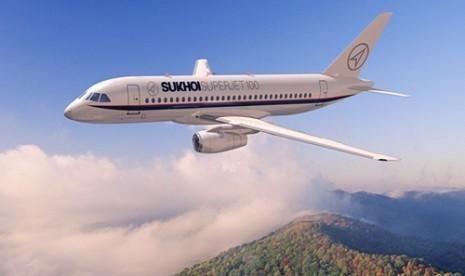 Priyo: Sukhoi SJ 100 Pesawat Komersial, tak Ada Hubungannya dengan Negara