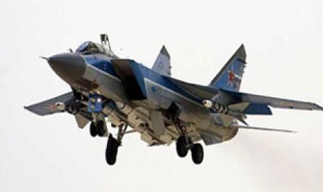 Pesawat Tempur Suriah