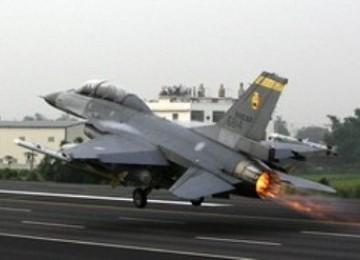 Pesawat F-16 AS Dilengkapi Sistem Intelijen Israel