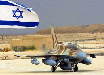 Pesawat Jet Israel