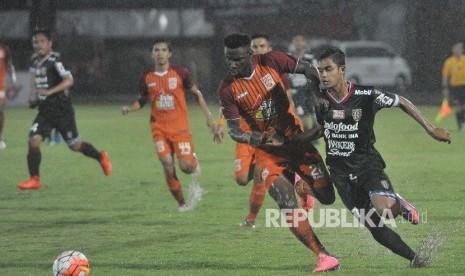 Perkuat Timnas, Miftahul Hamdi takkan Iba Lawan Bali United