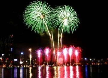 Ancol Pesta Ribuan Kembang Api di Pergantian Tahun | Republika Online