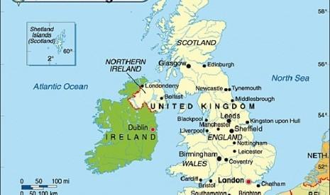 Hari ini di 1707, Kerajaan Inggris dan Skotlandia Bentuk